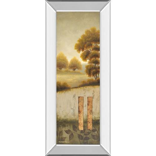 """""""Beyond The Forest"""" By Michael Marcon Mirror Framed Print Wall Art"""