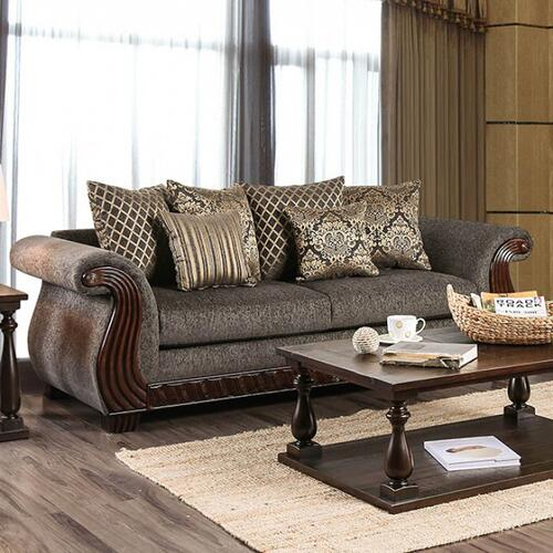 Furniture of America - Mikayla Sofa