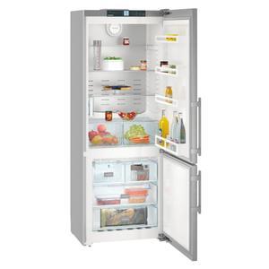 LiebherrFridge-freezer with NoFrost