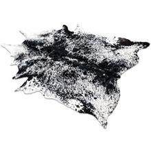 See Details - Black & White Salt & Pepper - Hair On Hide - & White Salt & Pepper - Hair On Hide