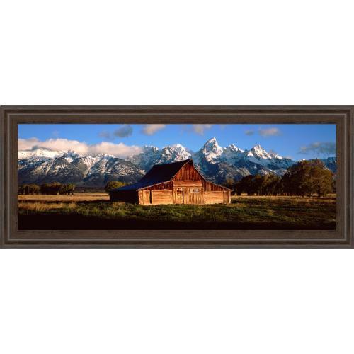 "Classy Art - ""Alma Moulton Barn"" By Shelley Lake Photo Print Framed Wall Art"