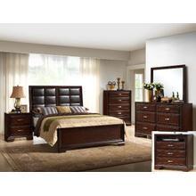 Jacob 4 Piece Storage Bedroom Set