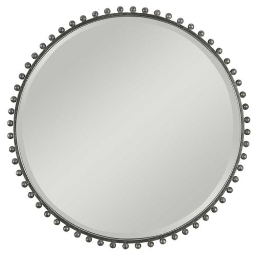 Uttermost - Taza Round Mirror