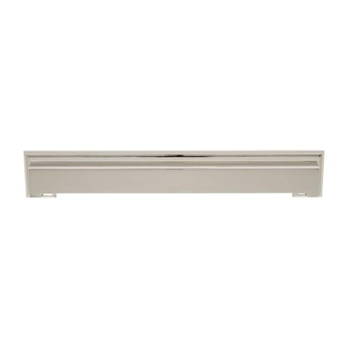 """Polished Nickel 8"""" c/c Marquee Cup Pull"""