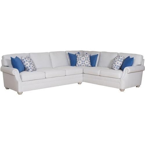 Gutherly Left Arm Sofa 648-LAS