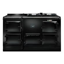 Black 4-Oven AGA Cooker (gas) Cast-iron range cooker
