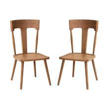 See Details - Teak Breakfast Chair (Set of 2)