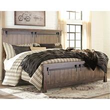 Lakeleigh King Panel Bed
