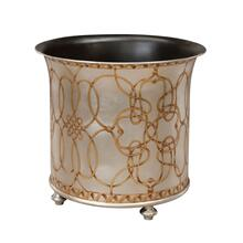 Planted Ribbons Planter / Jardiniere