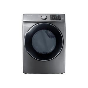 Samsung7.4 cu. ft. Gas Dryer in Platinum