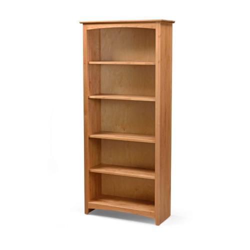 Alder Bookcase 30 X 72