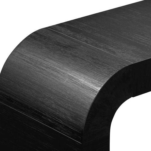Tov Furniture - Hump Black Console Table