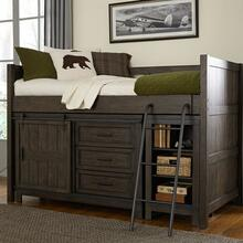 Twin Loft Headboard & Footboard
