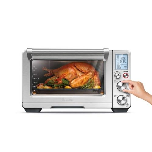 Breville Canada - Ovens the Smart Oven™ Air Fryer Pro, Brushed Stainless Steel