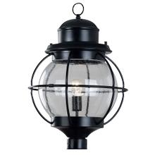 See Details - Hatteras - 1 Light Post Lantern