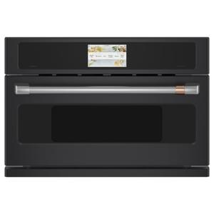 "Cafe AppliancesCafe 30"" Smart Five in One Oven with 120V Advantium ® Technology"