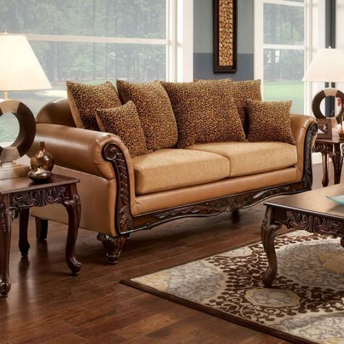 Furniture of America - Tatum Sofa