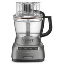 KitchenAid 13-Cup Food Processor with ExactSlice System - Contour Silver