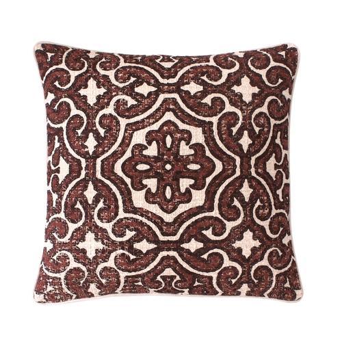 Alba Pillow Cover Wine