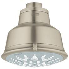 "Product Image - Relexa Rustic 100 Shower Head, 4"" - 5 Sprays, 2.5 Gpm"