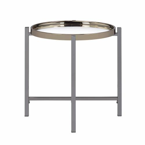 Elements - Edith End Table