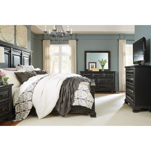 Passages King Bed