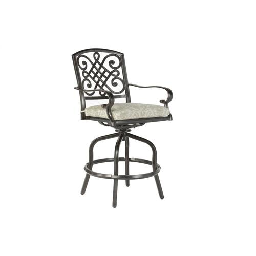 Alfresco Home - Barcelona Gathering Swivel Arm Chair