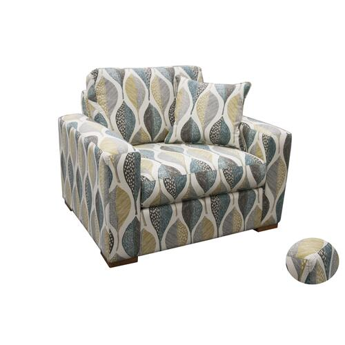 Capris Furniture - 549 Chair & Half