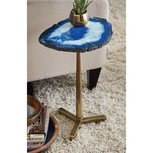 Hammary - Blue Agate Table