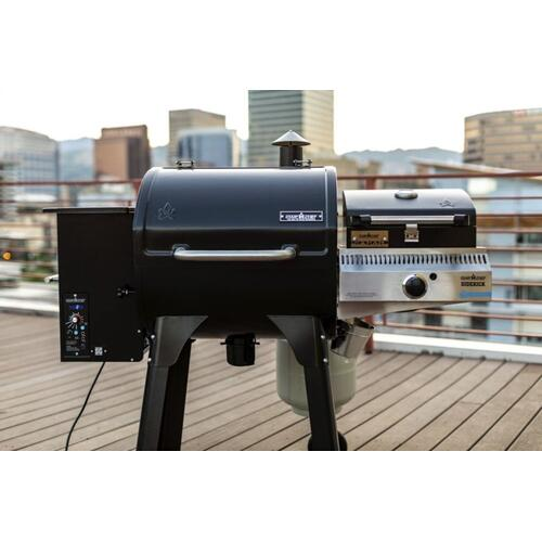 Deluxe BBQ Grill Box - 1 Burner