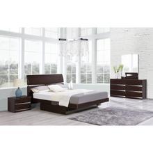 AURORA WENGE BED