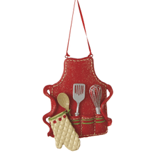 Cook's Apron Ornament