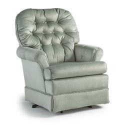 MARLA Swivel Glide Chair