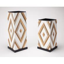 """Vase 8.5x8.5x18"""""""