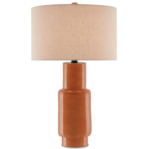 Gallery - Janeen Orange Table Lamp