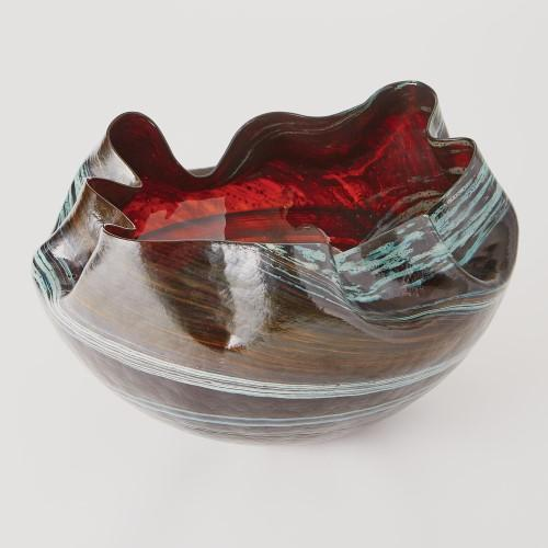 Cambrian Bowl-Topaz