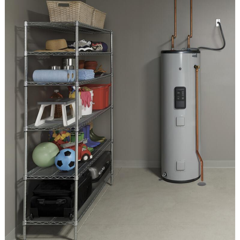 GE® Smart 40 Gallon Tall Electric Water Heater