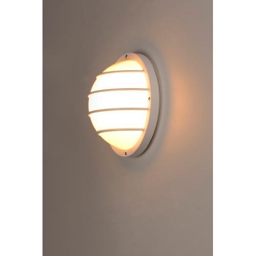 Bulwark 1-Light Outdoor Wall Sconce