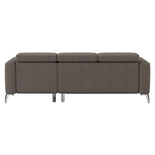 2-Piece Sectional with Right Chaise and Hidden Storage