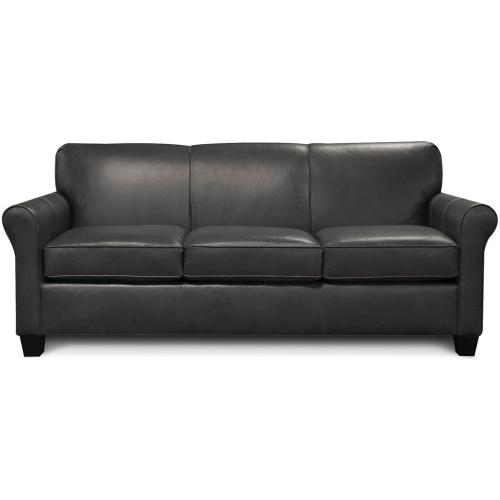 - Otto Leather Queen Sleeper