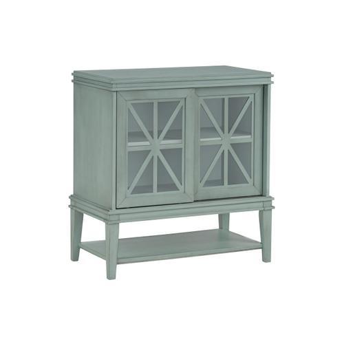 Standard Furniture - Natalia Cabinet, Antique Teal
