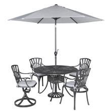 See Details - Grenada 6 Piece Outdoor Dining Set