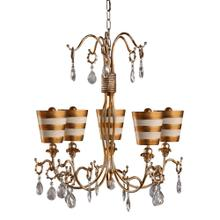 Tivoli Gold Chandelier