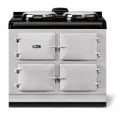 """AGA classic 39"""" Dual Control Electric-Only Model, Pearl Ashes"""