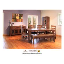 View Product - Dining Table Mix Woods - KD System