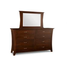 Yorkshire 8/Drawer Long Double Dresser