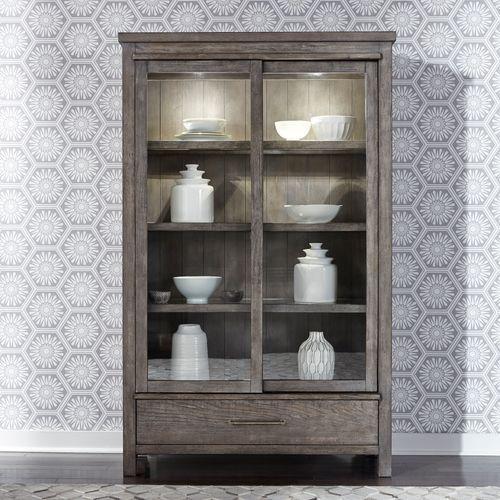 Liberty Furniture Industries - Display Cabinet