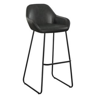 Product Image - Leland Bar Stool Black