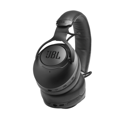 JBL CLUB ONE Wireless, over-ear, True Adaptive Noise Cancelling headphones inspired by pro musicians