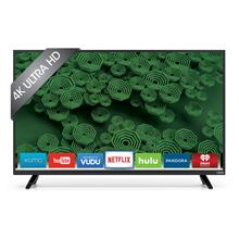 "All-New 2016 VIZIO D-Series 58"" Class Ultra HD Full‑Array LED Smart TV"
